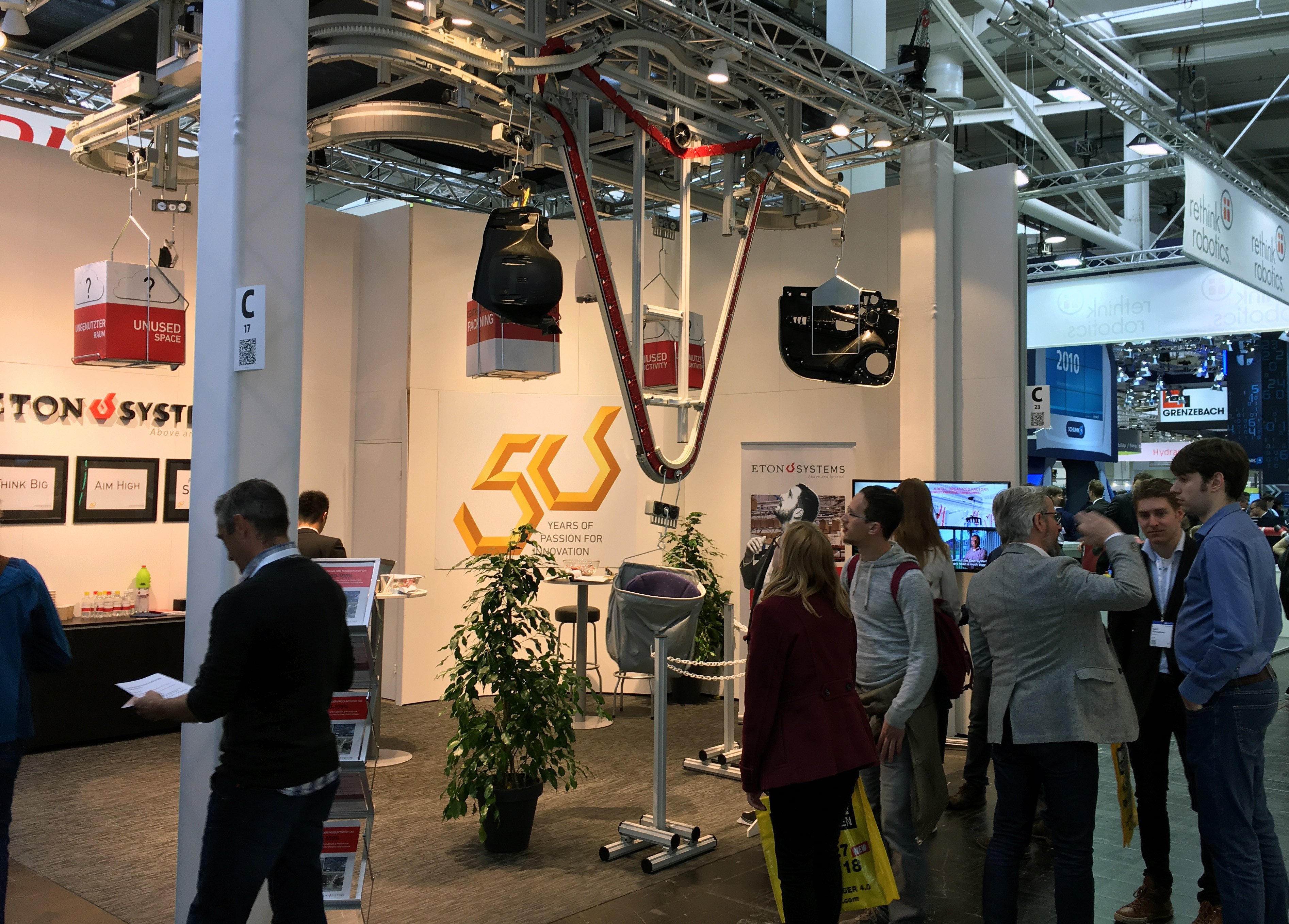 Thank You for visiting us@ Hannovermesse